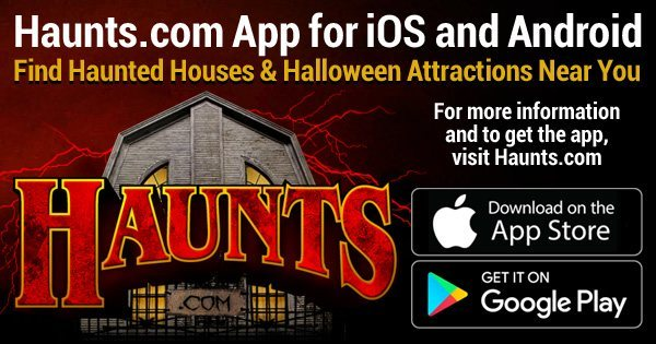 Download the Haunts.com Phone App